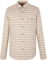 Gibson Men's Check Tailored Fit Long Sleeve Button Down Shirt