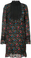 Anna Sui lace bib dress