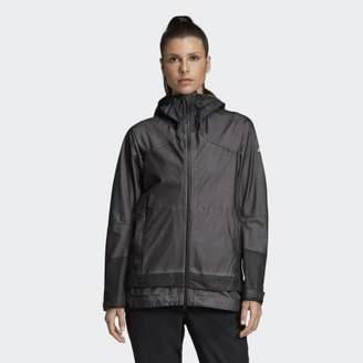 adidas Terrex Waterproof Primeknit Rain Jacket