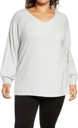 Caslon V-Neck Pullover