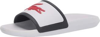 Lacoste Women's Croco Slide TRI 3 CFA Sandal