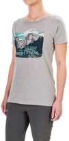 Royal Robbins Lasting Impression T-Shirt - Short Sleeve (For Women)