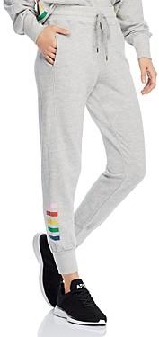 Sundry Side Stripe Terry Sweatpants