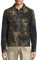 PRPS Compaction Denim Jacket