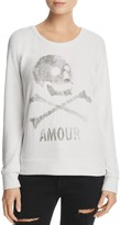 Chaser Amour Fleece Sweatshirt