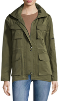 Tracy Reese Women's Fatigue Cargo Jacket