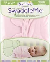 Summer Infant 73704 SwaddleMe Cotton Knit, Small/Medium (Pink)