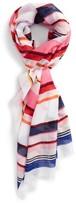 Kate Spade Women's Berber Stripe Scarf