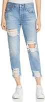 7 For All Mankind Josefina Straight-Leg Jeans in Vintage Wythe