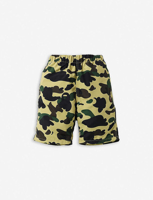 A Bathing Ape 1st Camo Beach woven shorts 4-10 years