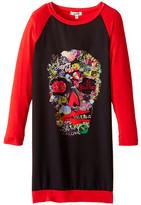 Junior Gaultier Pierra Long Sleeve Dress (Big Kid)