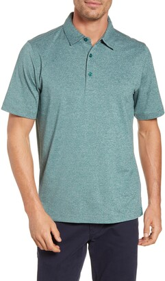 Cutter & Buck Forge DryTec Heathered Performance Polo