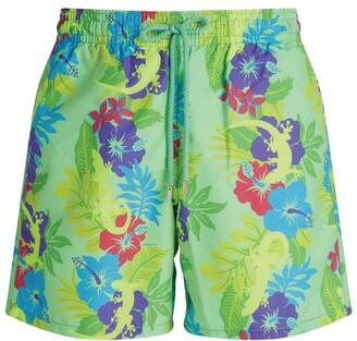 Vilebrequin Floral Swim Shorts