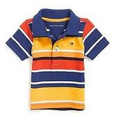 Tommy Hilfiger Little Boy's Multi Stripe Polo