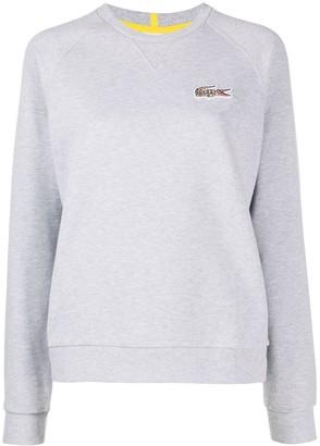 Lacoste x National Geographic fleece sweatshirt