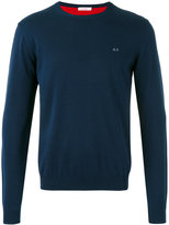 Sun 68 crew neck jumper - men - Cotton - XL