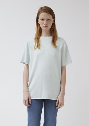 Extreme Cashmere Classic Round Neck T-Shirt