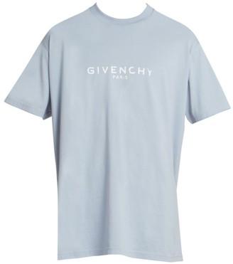 Givenchy Oversized Logo Tee