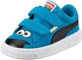 Puma Suede Sesame Street® Cookie Monster Kids Sneakers