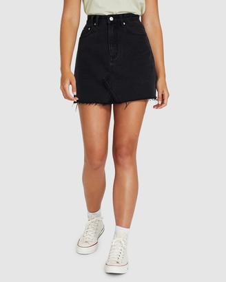 Insight Darby Denim Skirt
