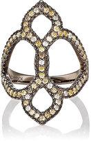 Sara Weinstock Women's Negative Space Petal Ring