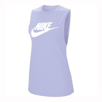 Nike Womens Sportswear Essentials Muscle Tank