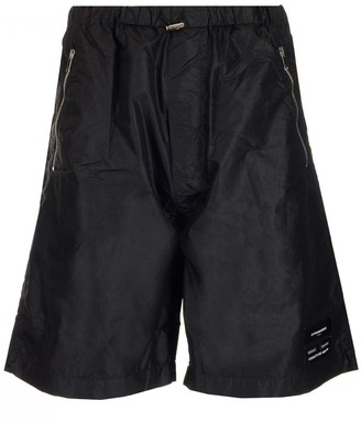 Marcelo Burlon County of Milan Drawstring Shorts