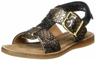 Bisgaard Girls Adea T-Bar Sandals