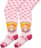 Prinzessin Lillifee Girl's Tights - Pink -