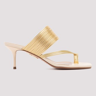 Aquazzura Sunny 60 Sandals
