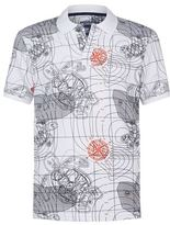 Vilebrequin Sonar Print Palatin Polo Shirt