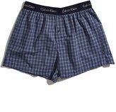 Calvin Klein Underwear Woven Slim Fit Boxer