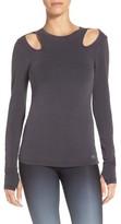 Splits59 Women's Alexis Cutout Sweatshirt