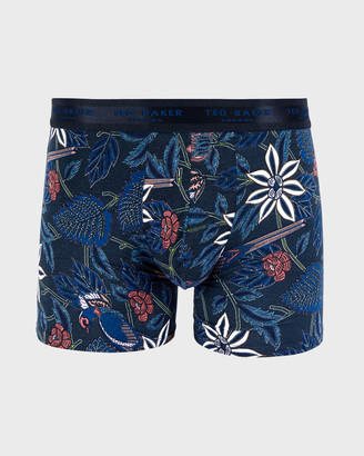 Ted Baker BENGOO Modal printed boxer briefs