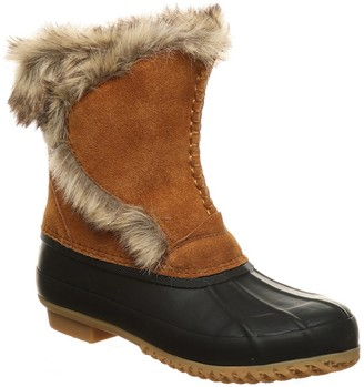 BearPaw Deborah Faux Fur Boot