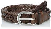 Wrangler Authentics Men's Braided Belt