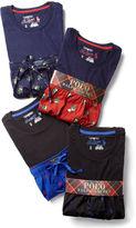 Polo Ralph Lauren Men's Sleepwear, Celebrity PJ Set