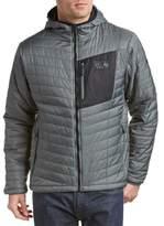 Mountain Hardwear Thermostatic Hooded Jacket.