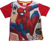 Spiderman The Ultimate Short Sleeve T Shirt 5-6 Years By BestTrend