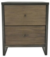 Nobrand No Brand Mason Nightstand - Grey