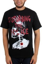Famous Stars & Straps Men's Disturbing the Poice Graphic T-Shirt-arge