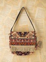 Namaste Vintage 1970s Carpet Bag