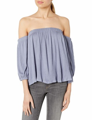 Ella Moss Women's Gioannia Off The Shoulder Blouse