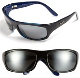 Maui Jim 'Surf Rider - PolarizedPlus ® 2' 63mm Sunglasses