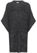 See by Chloe Cotton, Wool And Mohair-blend Sweater Dress