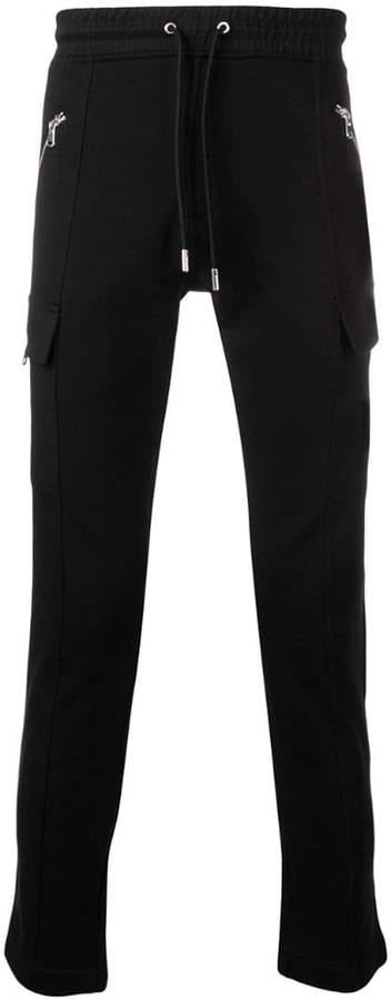 Diesel Black Gold cargo pocket jogging trousers