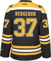 Reebok Women's Patrice Bergeron Boston Bruins Premier Player Jersey