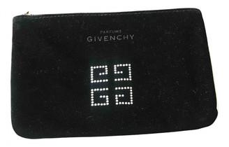 Givenchy Black Velvet Travel bags