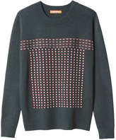 Joe Fresh Women's Knit Sweater, Burgundy (Size M)