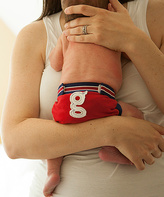 gDiapers Red Game On gPants